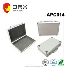 Aluminum Hard Suitcase Case WIth Foam Padding