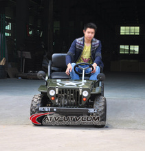 Electric ATV/Electric Mini Jeep Cars with CE