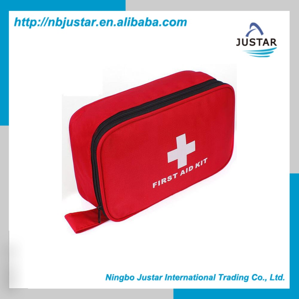 Outdoor OEM Custom High Quality Emergency Survival Camping First Aid Kit