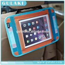 Car back seat tablet bag SY114 car organizer with touch screen tablet pocket