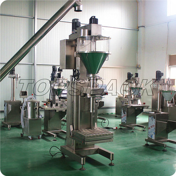 20kg Soya protein powder big bag auger filler machine