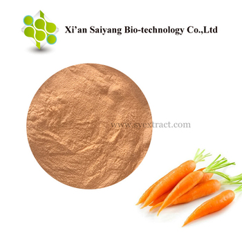 Dehydrated Carrot Powder Organic , Organic Dried Carrot Juice Powder