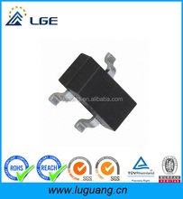 SMD N-CHANNEL ENHANCEMENT MODE MOSFET 2N7002
