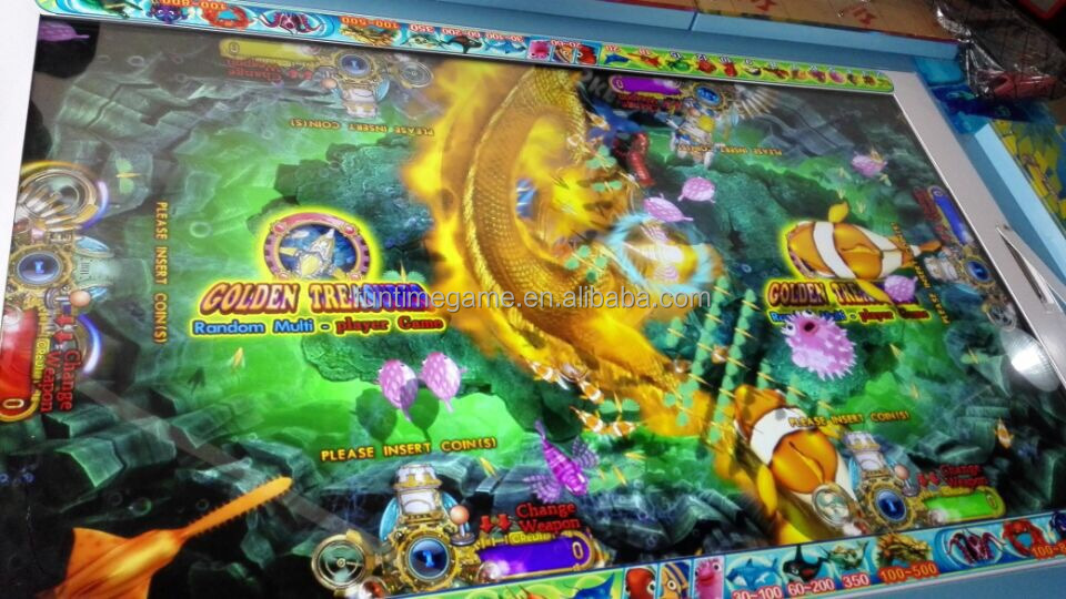 2015 igs golden legend ocean king 2 english version catch for Arcade fish shooting games