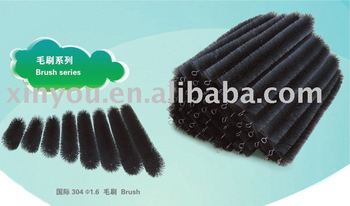 high class filter brush,gutter bursh