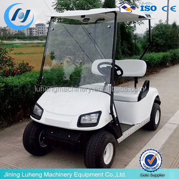 Cheap golf cart for sale 2 seater electric golf cart buy for Motorized carts for sale