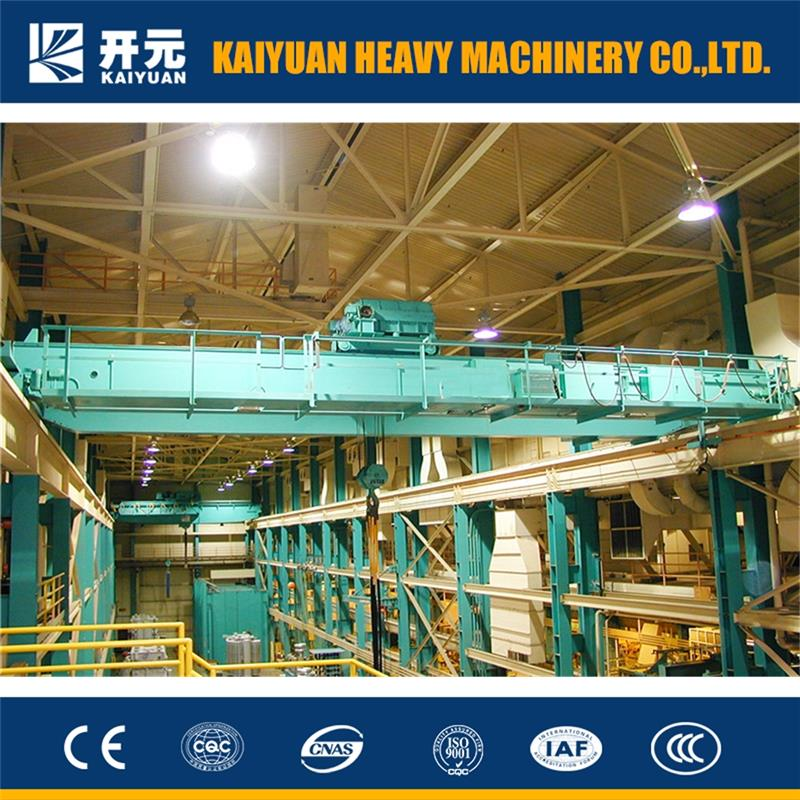 New travelling overhead crane with competitive price