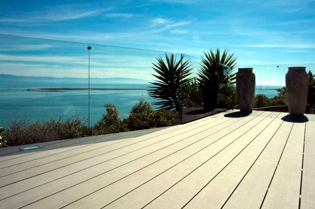 Wpc decking,Soild decking for Sea beach,Water proof,wood plastic composite decking,wpc crack-resistant decking