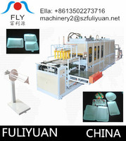 Hot! new product fully ps lunch box dental vacuum forming machine