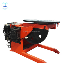 High precision pipe tube welding turn positioner with CE standard