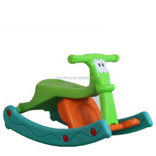 Professional ride on animal baby favourites different colors kid riding rocking horse toy