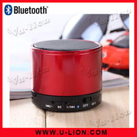 New arrival promotional gadgets for iphone6 mini speaker bluetooth mini loud speaker for iphone6 shining color of s10