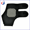 Self-heating elastic magnetic far-infrared ankle support