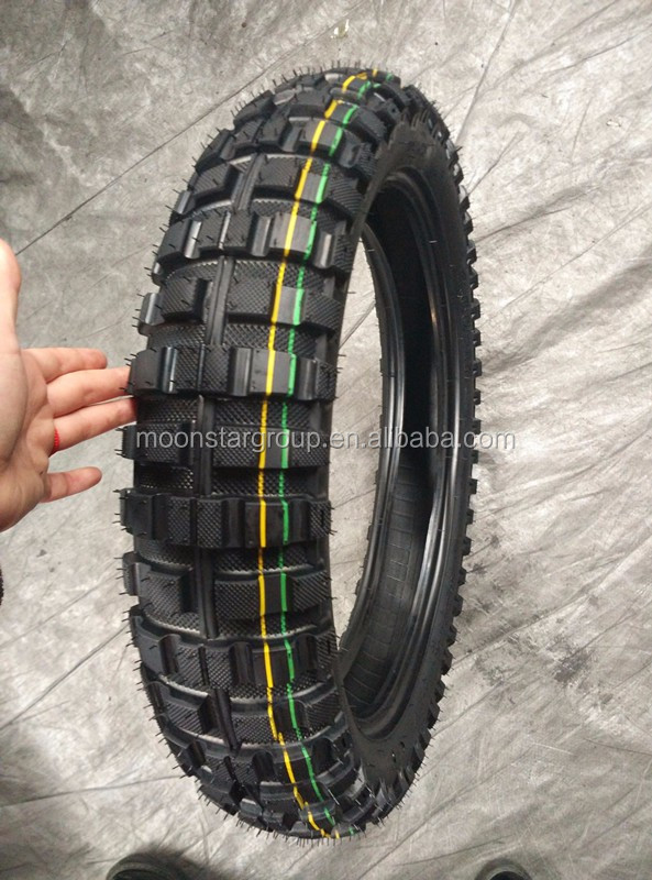 motorcycle tire 4.60-17 new pattern motorcycle tyre