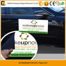 Promo car deco magnetic sticker products