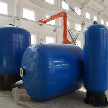 Activated Carbon FRP Pressure Water Storage Tank & Activated Carbon FRP Pressure Water Storage Tank View Water Storage ...
