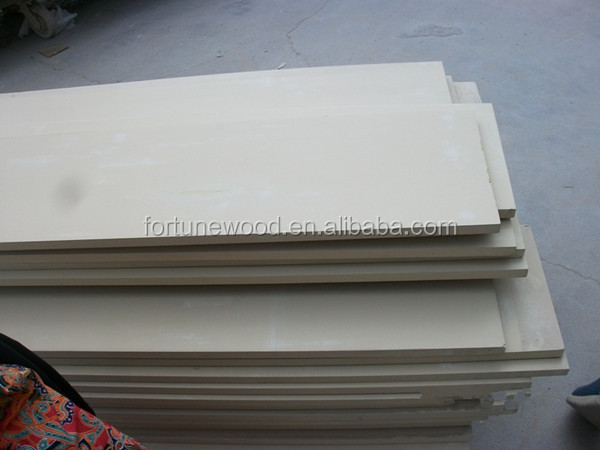 Chinese 3.5m length white hard Paulownia finger joint wood board for building furniture and decoration