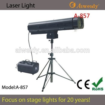 A-857 HMI2500W Stage Follow Spot Light