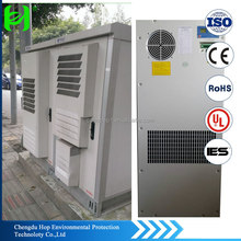 telecom cabinet through the wall air conditioner/cooler