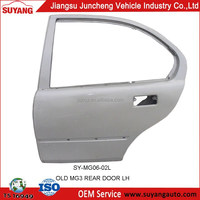 SUYANG GOOD QUALITY NEW PRODUCTS OLD MG3 BODY PARTS REAR DOOR