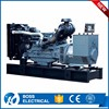 Power 3 Phase Watercooled Open Type Domestic 160kva Electric Diesel Generator