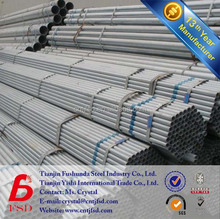 cheap metal fencing steel fencing tube galvanized steel pipe post and rail fencing