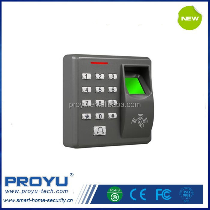 Fingerprint RFID card Standalone Biometric time attendance system and access controller