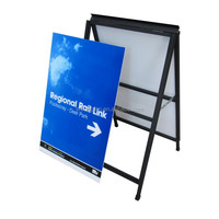 Outdoor Yard Signs Printing,Corflute Sign/ Corrugated Plastic Board Printing