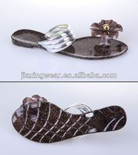 New arrival Promotional 2014 Fashion ladies formal flat sandals for footwear and promotion,good quality fast delivery