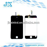 Wholesale brand new quality lcd digitizer for apple ipod