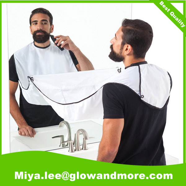 Professional factory customize high quality beard bib