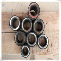 industrial rubber hose flexible corrugated rubber hoses hydraulic hose