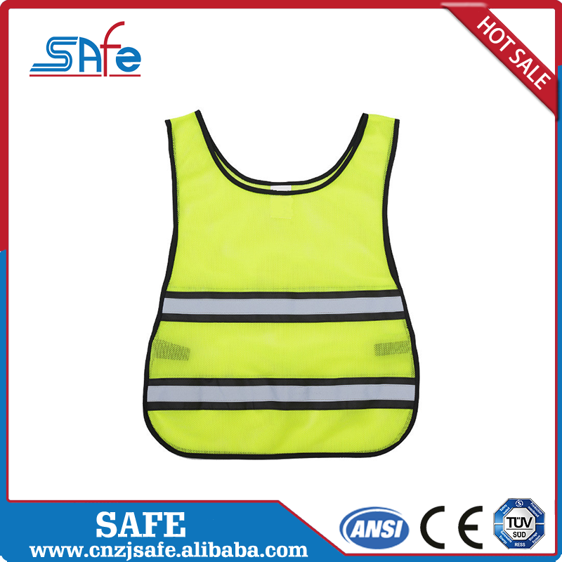 Best quality safety vest material with pockets