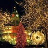 five star 30M 99ft 200LED Xmas Christmas Fairy Lights Outdoor Garden Decoration Party Twinkle String Bulbs 24v Low Voltage