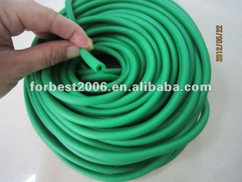 Elastic Latex rubber tube with 3x7mm