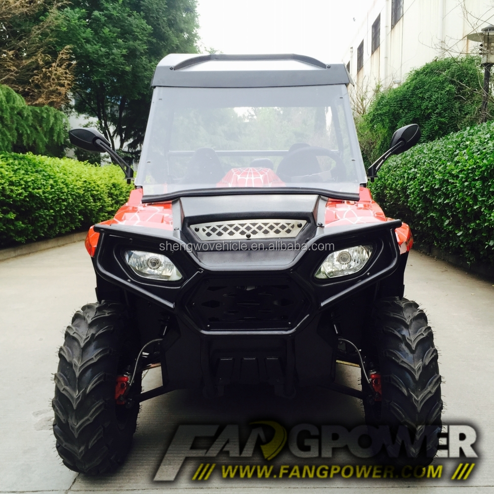 CVT transmission gas mini 150cc utv