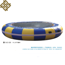 Durable cheap kids inflatable water trampoline
