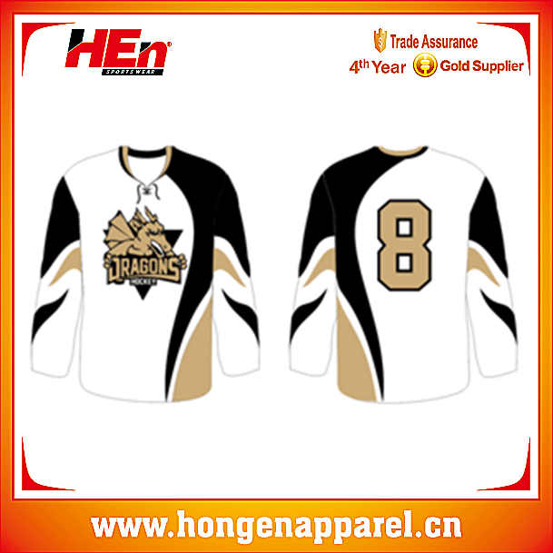 2015 special roller ice hockey jersey blank for printing /coloful apparel ice hockey jersey