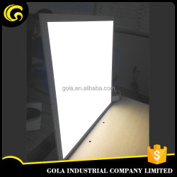 Light fixtures surface mount ceiling office invisible led wall panel lighting