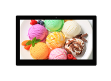 "Support OEM 15.6"" standing LCD tablet network android advertising player with polishing shoes function"