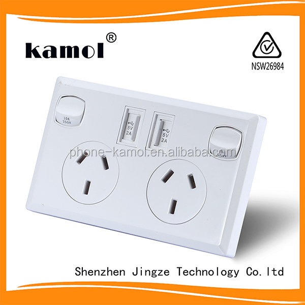 cheap price wall smart power point australian, australian standard electrical switches