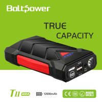 Boltpower new T11 12v lithium car starter battery