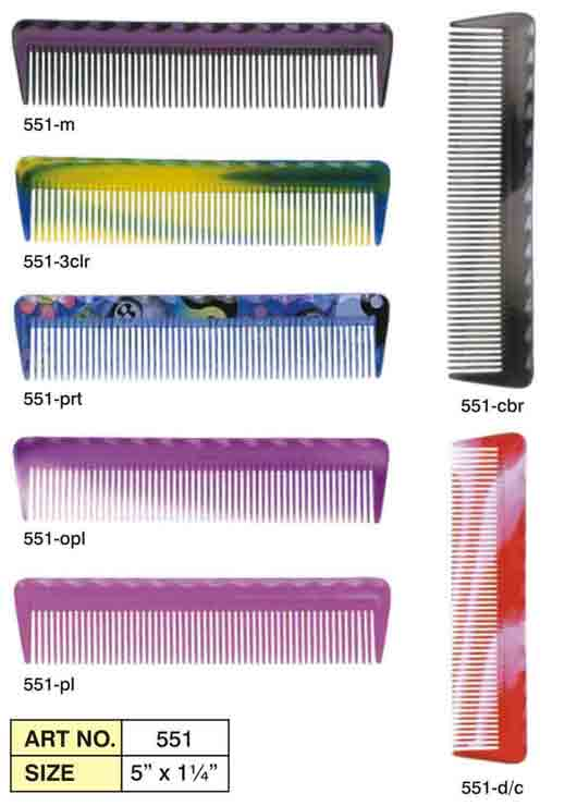 Charlie Pocket Hair Combs