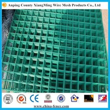 Heavy Gauge PVC Coated Welded Wire Mesh Fence Panel
