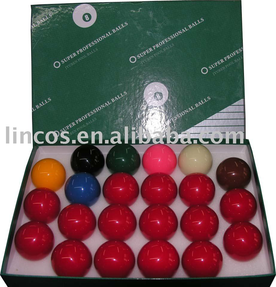 custom made billiard balls snooker ball