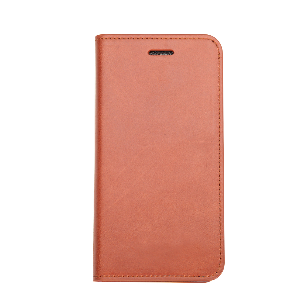 china manufacturer supplier wholesale mobile accessory genuine leather flip cover phone case for iphone 6S with card holder