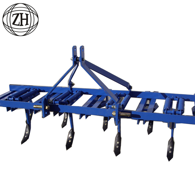 Agricultural Tractor 4 Row Cultivator and Tiller Price