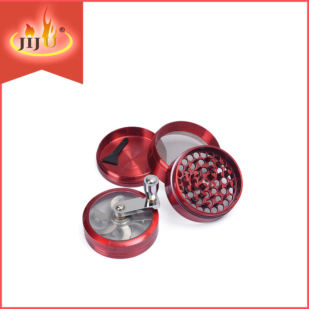 JL-032JA Yiwu Jiju China Wholesale Tobacco Related Products Supplier Industrial Herb Grinder