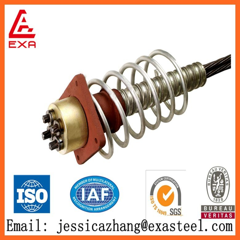 High tensile astm a421 5mm concrete wire