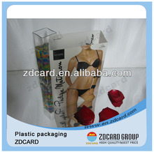 plastic box offset printing plastic box for underware